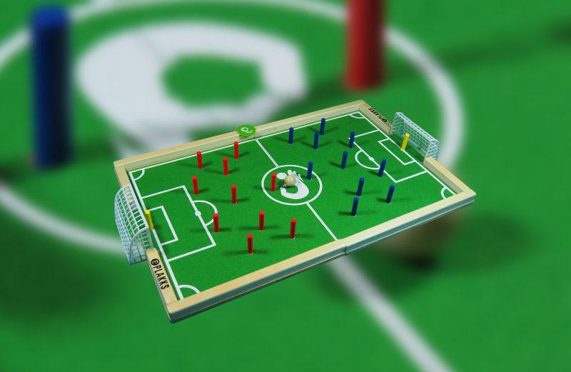 Plakks, el juego de mesa de fútbol en estado puro