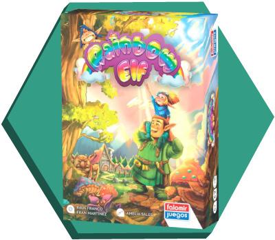 Portada de Rainbow Elf
