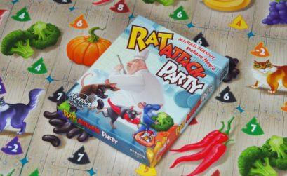 Rat Attack Party, el set collection de ratones ladronzuelos