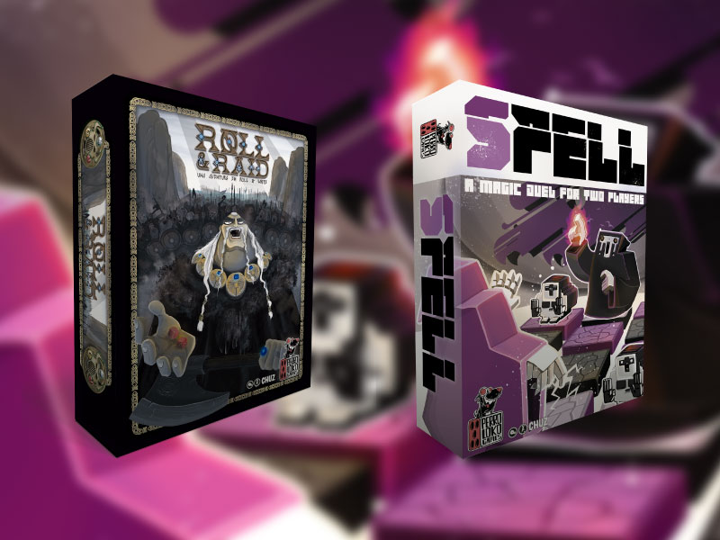 Perro Loko Games nos presenta sus dos primeros lanzamientos