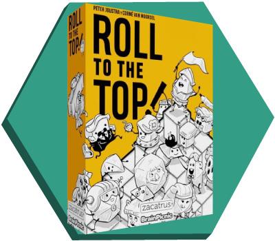 Portada de Roll to the Top