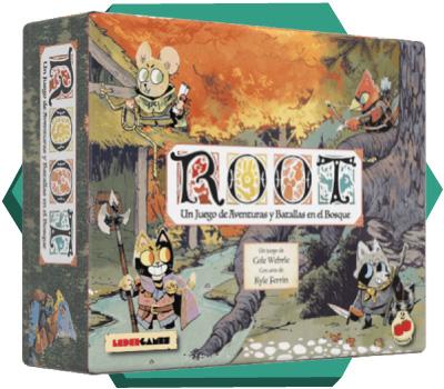 Portada de Root