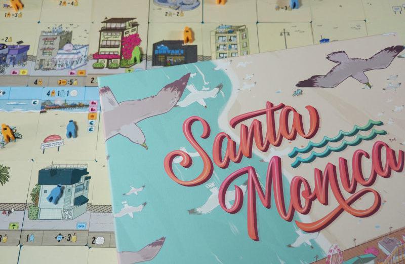 Santa Mónica, el juego de cartas que nos trae la playa a la mesa