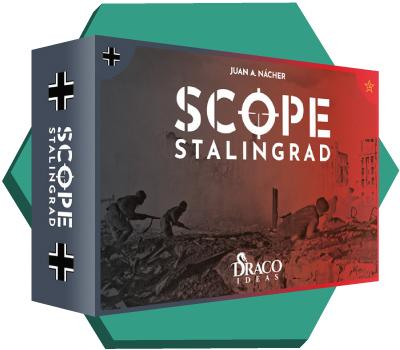 Portada de SCOPE Stalingrad