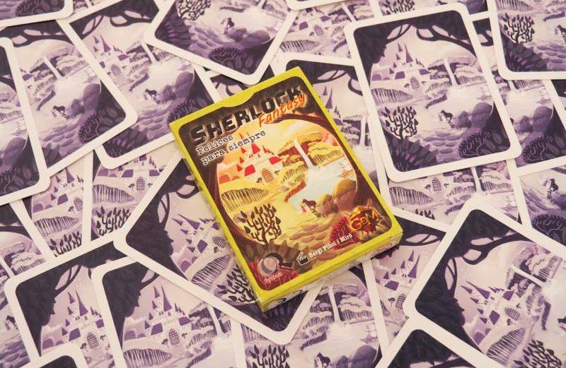 Comienza la nueva línea de la saga Sherlock de GDM Games