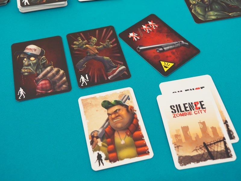 Un jugador se defiende de la amenaza zombi