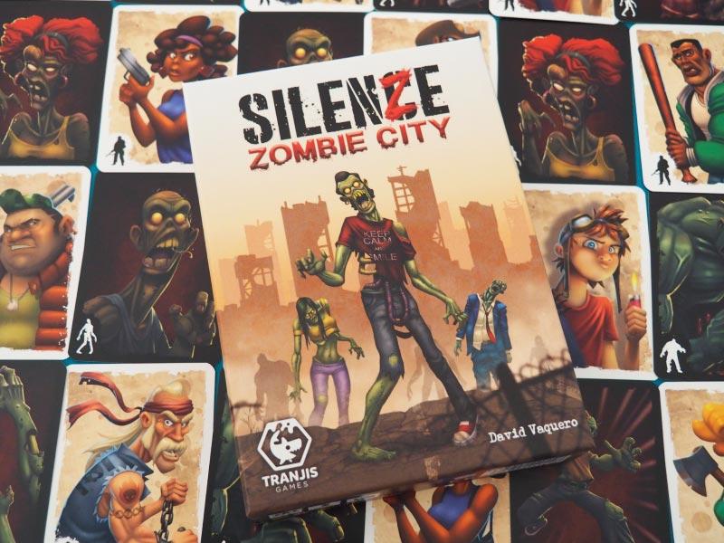 ¿Saldremos con vida de la ciudad entre tantos zombis?