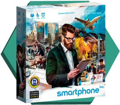 Portada de Smartphone Inc.