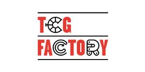 TCG Factory, logo de la editorial