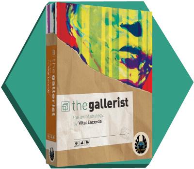 Portada de The Gallerist