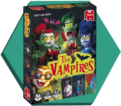 Portada de The Vampires