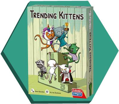 Portada de Trending kittens