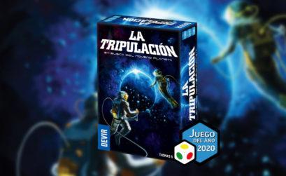La Tripulación recibe el premio a JDA 2020