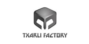 Txarli Factory, logo de la editorial