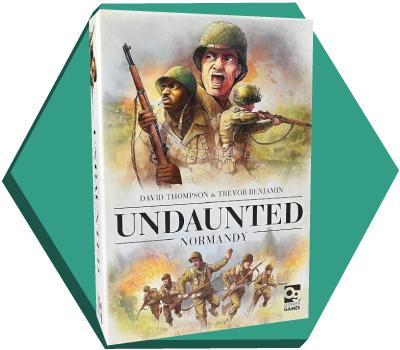 Portada de Undaunted: Normandy