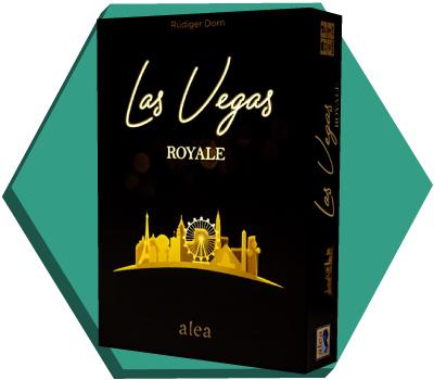 Portada de Las Vegas Royale