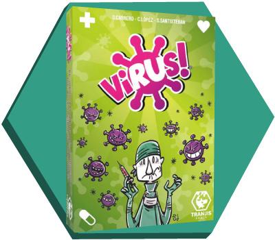 Portada de Virus