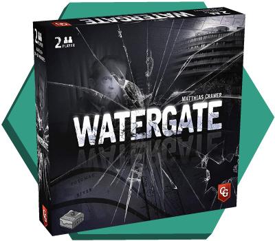 Portada de Watergate