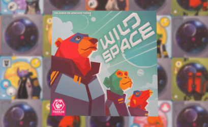 Descubriendo el espacio galáctico con Wild Space