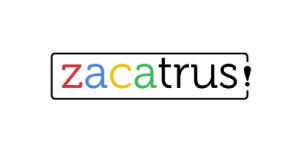 Zacatrus, logo de la editorial