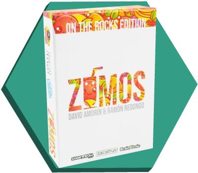 Portada de Zumos - On the Rocks Edition
