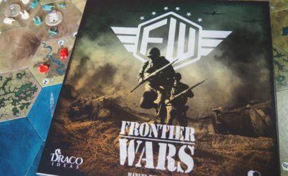 Vence en la Segunda Guerra Mundial con Frontier Wars