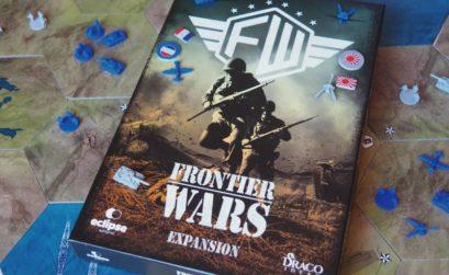 Ampliando la experiencia de juego de Frontier Wars con su expansión