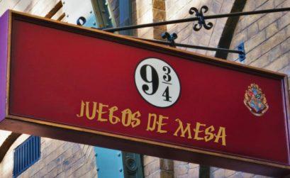 Conociendo los juegos de mesa que hay de Harry Potter en español