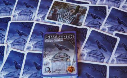 Experiencia de juego completa con Sherlock: Entre tumbas