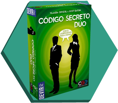 Portada de Código secreto: Dúo