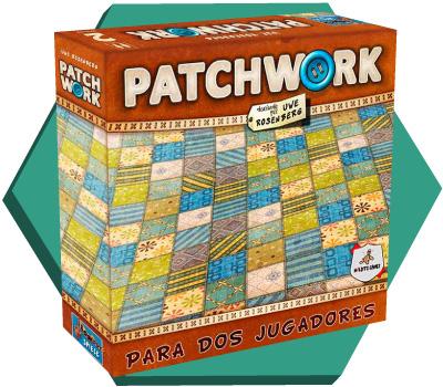Portada de Patchwork