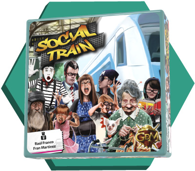 Portada de Social Train