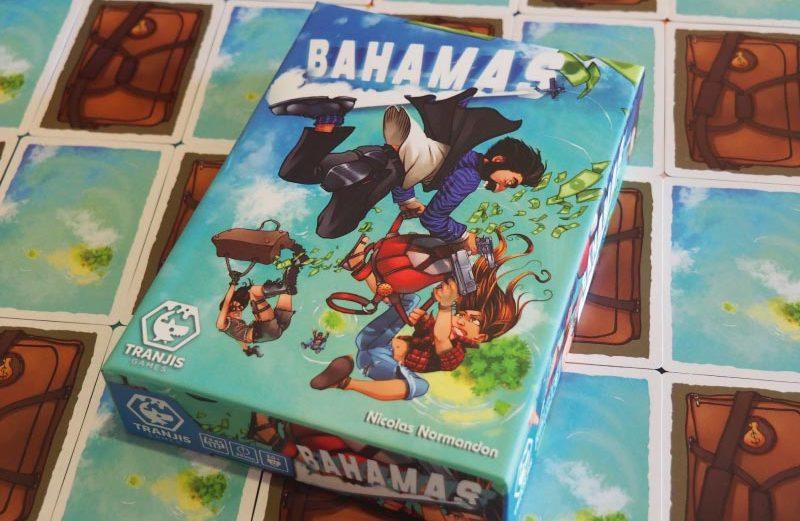 Bahamas, el juego de mesa del ¿golpe perfecto?