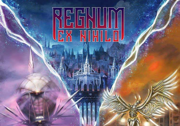 Regnum Ex Nihilo, el primer juego de rol de Ex Regnum