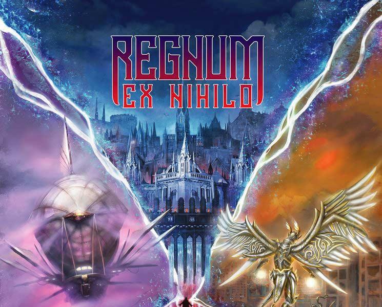 Conoce tres de los reinos de Regnum Ex Nihilo con este juego de mesa de rol