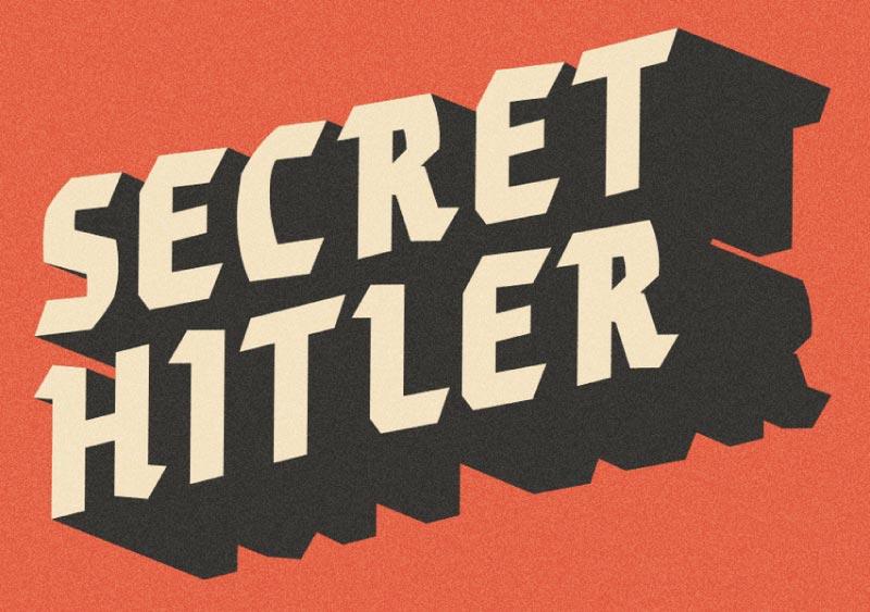 ¿Y tú de que bando eres? Descarga e imprime Secret Hitler