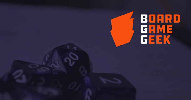 Qué es la Board Game Geek
