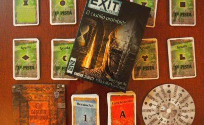 ¿Saldréis con vida del castillo en este Exit?