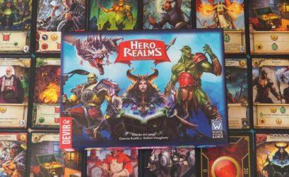 Ha llegado la hora de los héroes en Hero Realms