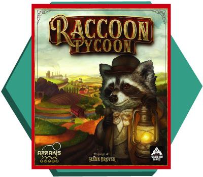 Portada de Raccoon Tycoon