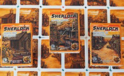 3 nuevos casos para la saga Sherlock de GDM Games
