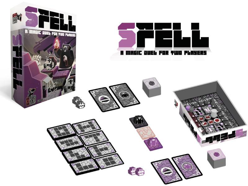 Presentación del juego y setup de SPELL