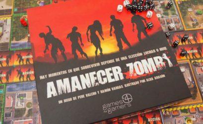 ¿Sois de los que lucháis o huís ante los zombis?