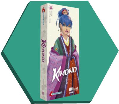 Portada de Kimono