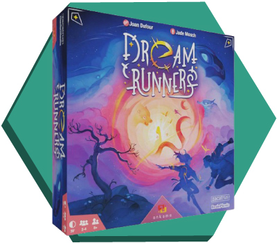 Portada de Dream Runners