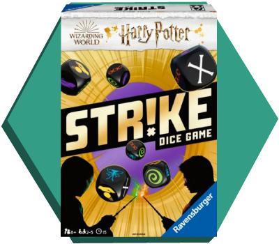 Portada de Strike: Harry Potter