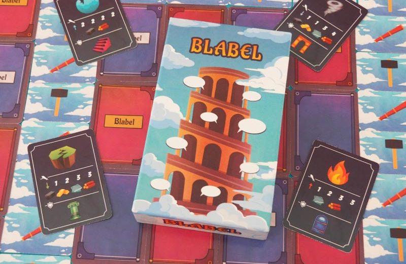Blabel, el juego de mesa donde hablaremos diferentes idiomas