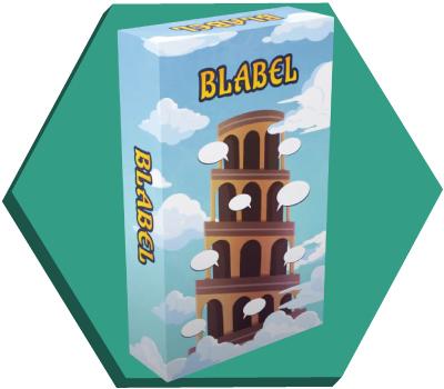 Portada de Blabel