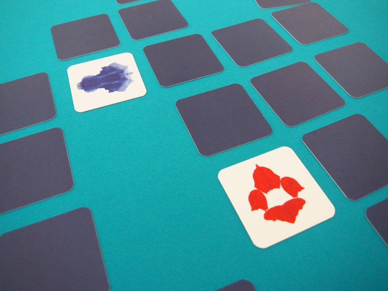 ¿Seremos capaces de memorizar donde está cada imagen?