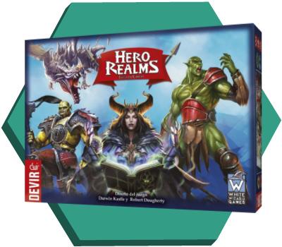 Portada de Hero Realms